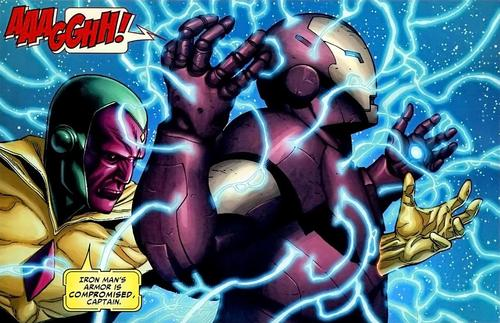 vision_vs_ironman_civil_war_comic