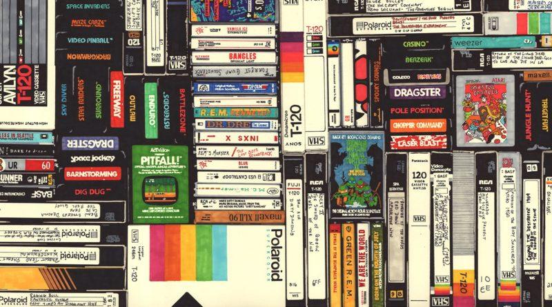Pamätáme si ešte na VHS?