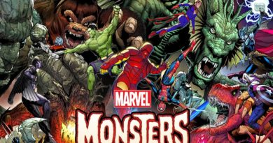 Marvel News #1