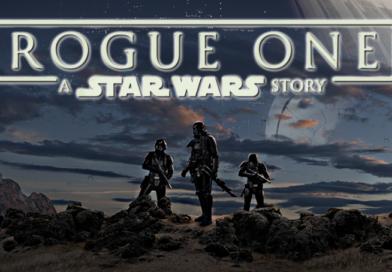 Rogue One: Pew Pew v plnej paráde