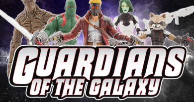 Marvel Select: Vesmírno-komiksové prekvapenie!