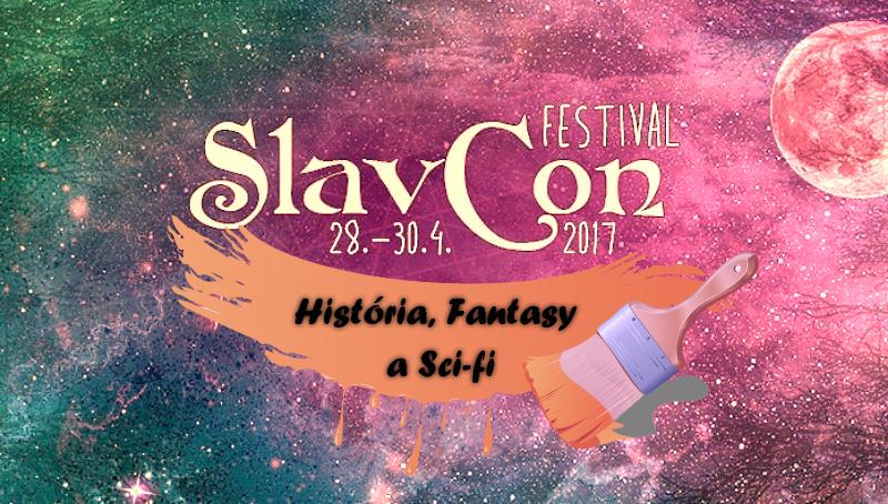 Slavcon a dávka histórie, fantasy a sci-fi