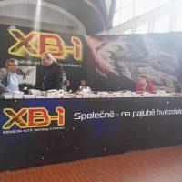 Stánok vydavateľstva XB-1