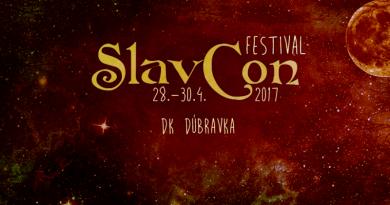 Opäť fantastický SlavCon