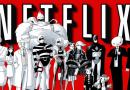 Netflix s Dáždnikmi