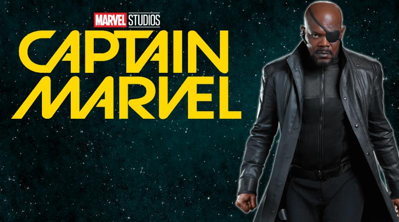 Nick Fury hlási návrat v snímke Captain Marvel
