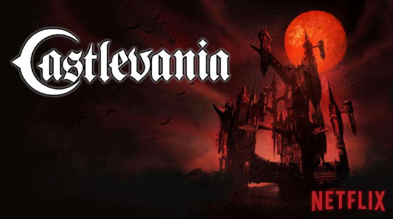 Krvavá a krutá Castlevania