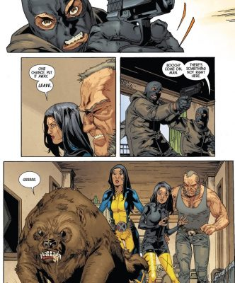 All-New Wolverine #10 (2016) – Page 15