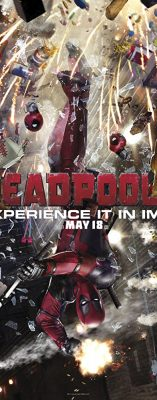 Deadpool Plagát 2