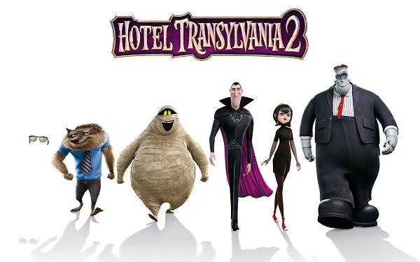 Hotel Transylvánia 2
