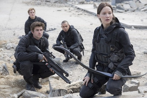 The Hunger Games Mockingjay - Part 2 (3)