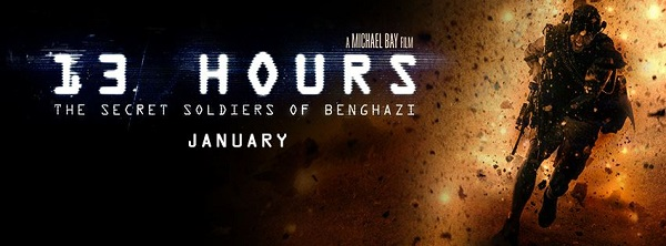 13 Hours The Secret Soldiers of Benghazi