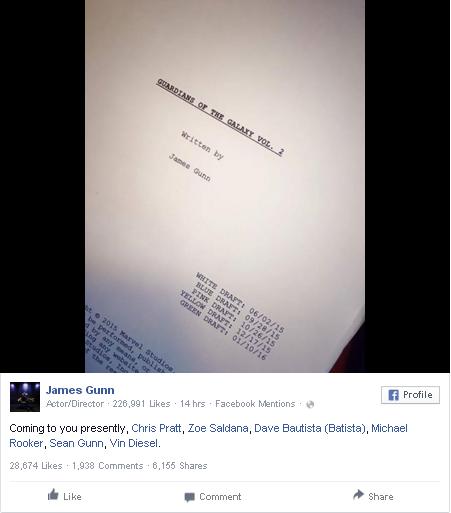 scenar_guardian_of_the_galaxy_james_gunn_facebook