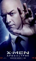 Professor X (James McAvoy)