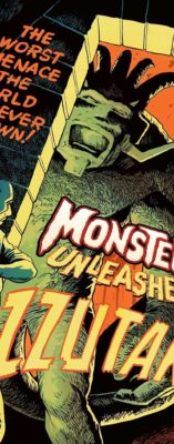 Monsters-Unleashed-4-Francavilla-Variant