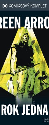 DC08 Green Arrow_Cover.indd