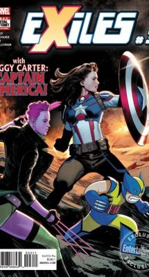 Peggy Carter Exiles003 cover