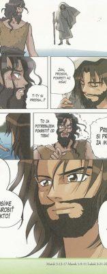 Manga Mesiáš 2