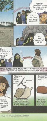 Manga Mesiáš 3