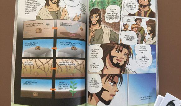 Manga Mesiáš 6