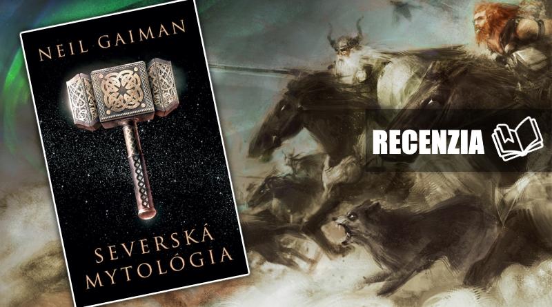 Neil Gaiman: poctivá Severská mytológia