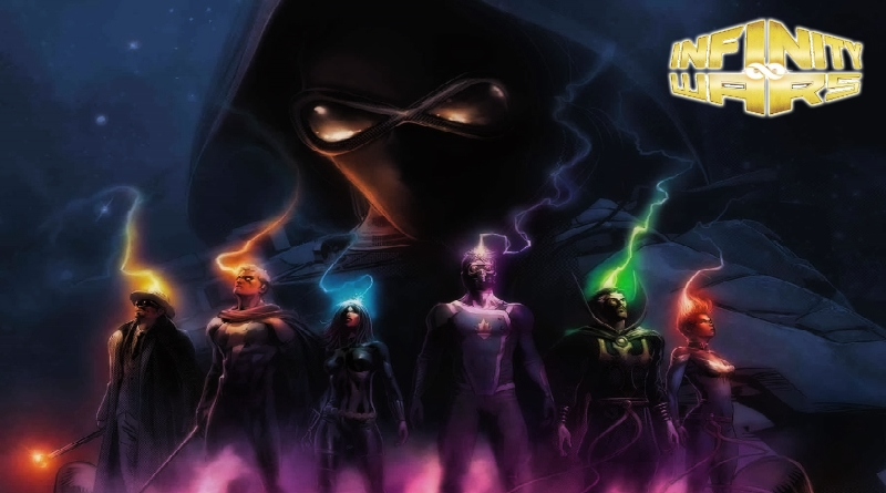Marvel News #89: Infinity Wars špeciál