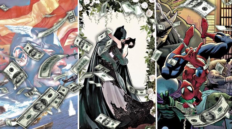 Júl v znamení jubilejného a svadobného Batmana