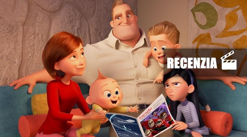 Rodinka úžasných 2: Deti, zoberte do kina rodičov!