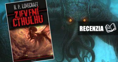 H. P. Lovecraft: Zjevení Cthulhu