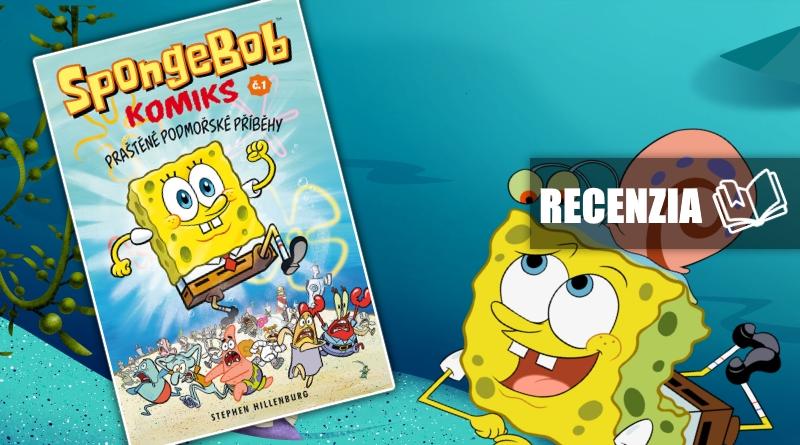 SpongeBob: Praštěné podmořské příběhy