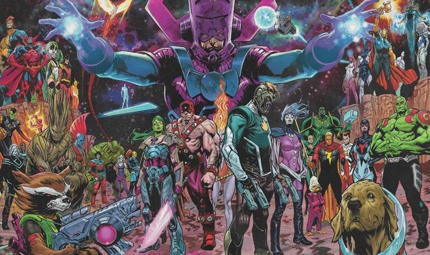 Marvel News #93: Guardians of the Galaxy čaká Endgame