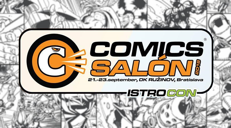 Comics Salón 2018 – Festival popkultúry