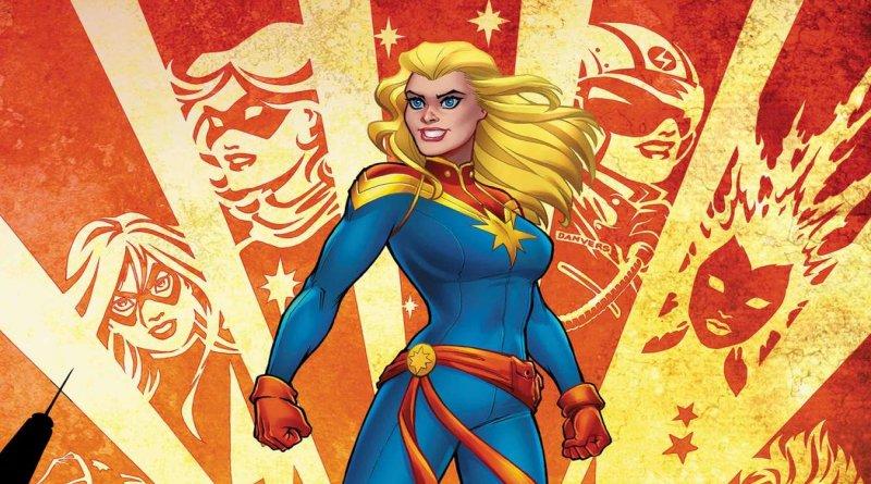 Marvel News #95: Captain Marvel sa vráti na Zem