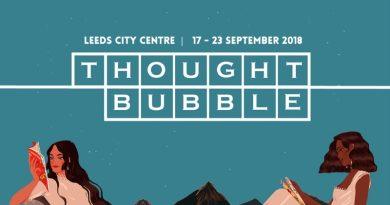 Thought Bubble 2018: Leeds ako hlavné mesto komiksu
