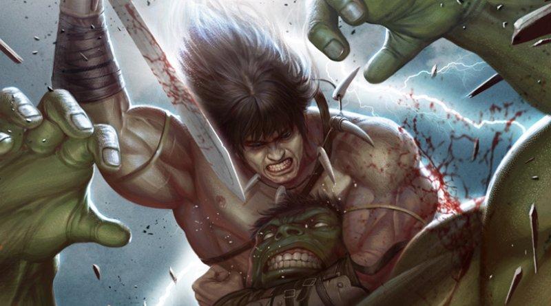 Marvel News #99: Conan si to rozdá s hrdinami aj zlosynmi