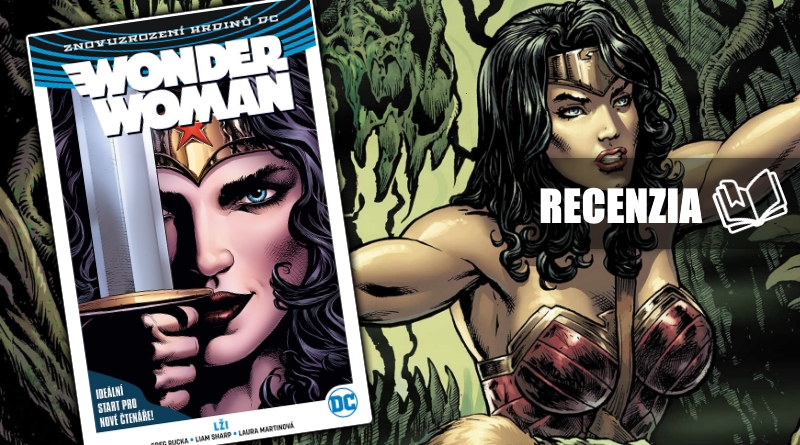 Wonder Woman: Lži