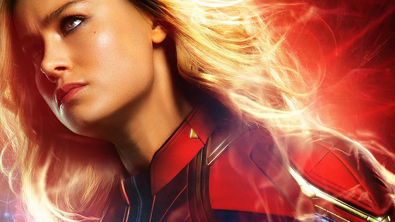 Od Captain Marvel sa očakáva veľa