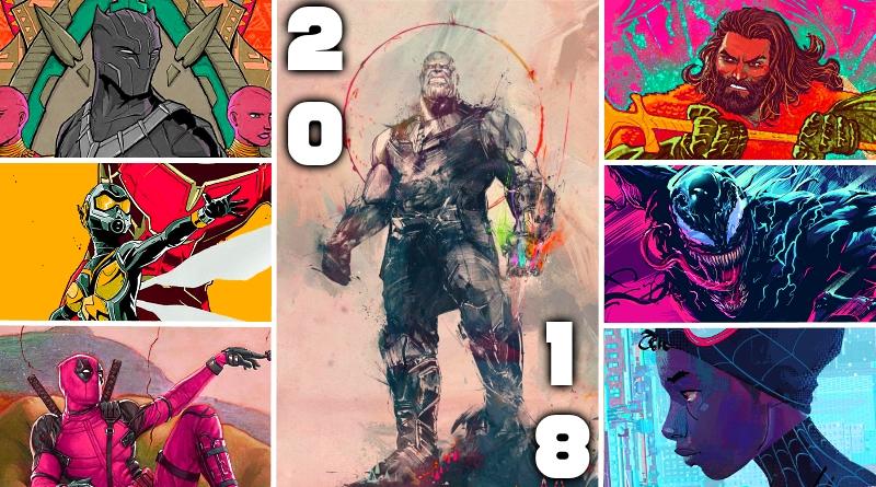 TOP komiksový film 2018