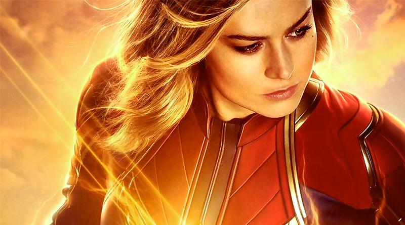 OMG, Captain Marvel je žena!
