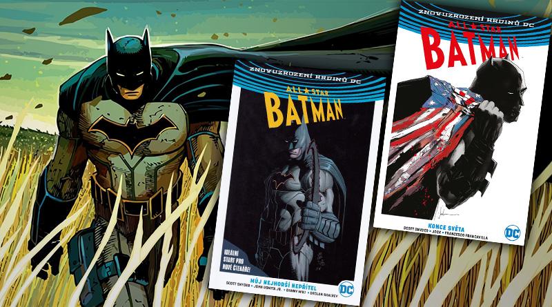 All-Star Batman 1 & 2