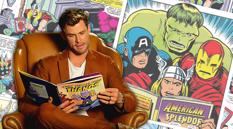 Čo si prečítať pred Avengers : Endgame?