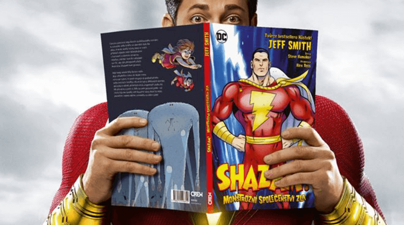 Shazam! : Monstrózní společenství zla