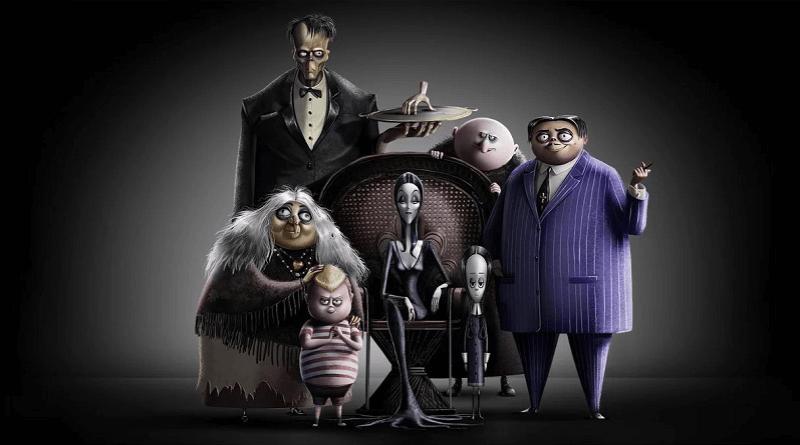 Návrat The Addams Family