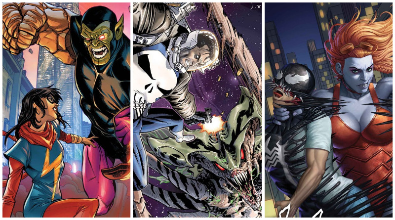 Marvel News #115: Acts of Evil