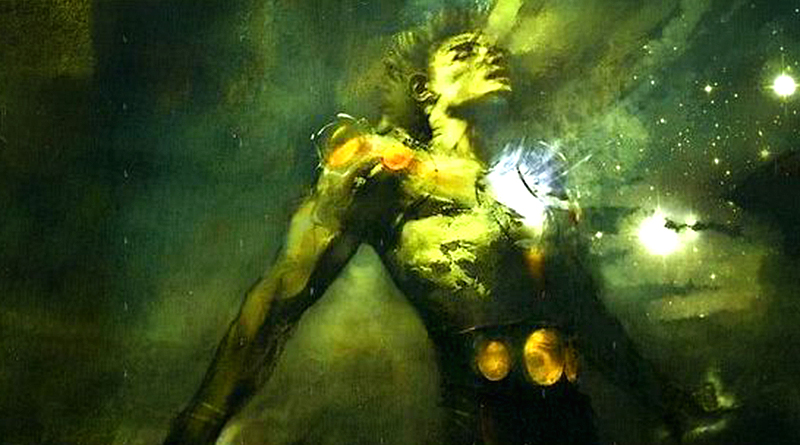 Budúcnosť MCU : The Eternals