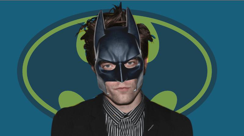 Robert Pattinson může být dobrý Batman
