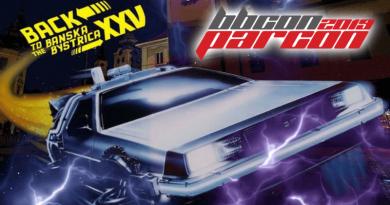 BBcon/Parcon 2019 – festival fanúšikov sci-fi, fantasy, hororu, filmu, hier a technológií
