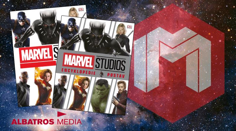 Súťaž o Marvel Studios encyklopédie postáv!