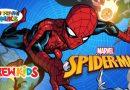 Crew Kids – júl : Spider-Man