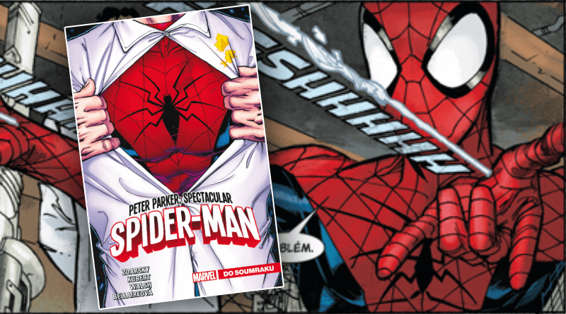 Peter Parker : Spectacular Spider-Man – Do soumraku